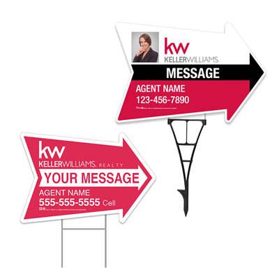 Kw directional signs