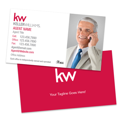 KW Photo Business Cards BC4W