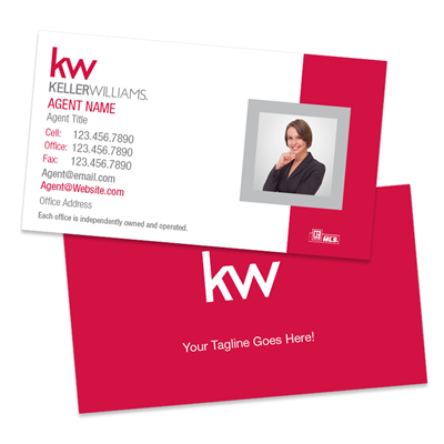 KW Photo Business Cards BC7R
